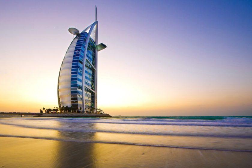 bankovní účet v dubaji