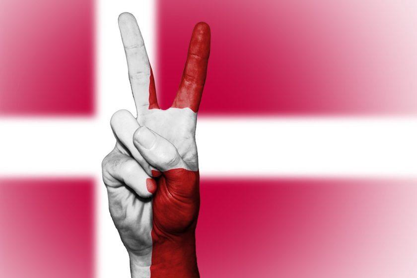 bankovní účet v dánsku