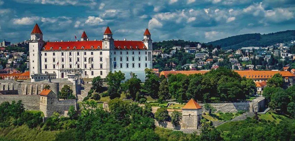 bankovní účet na Slovensku