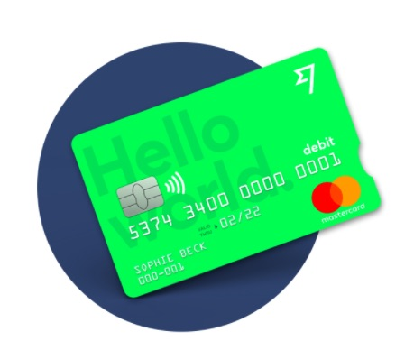 debetní karta mastercard transferwise