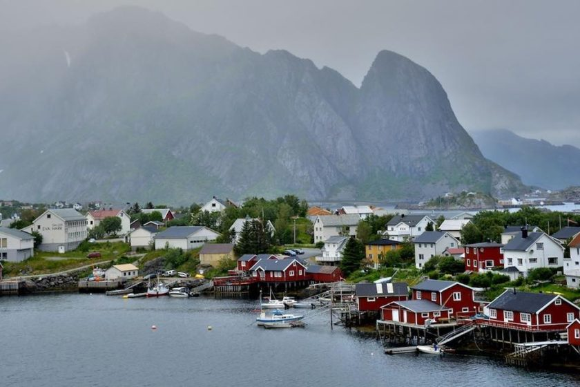 posílání peněz z do norsko švédsko finsko