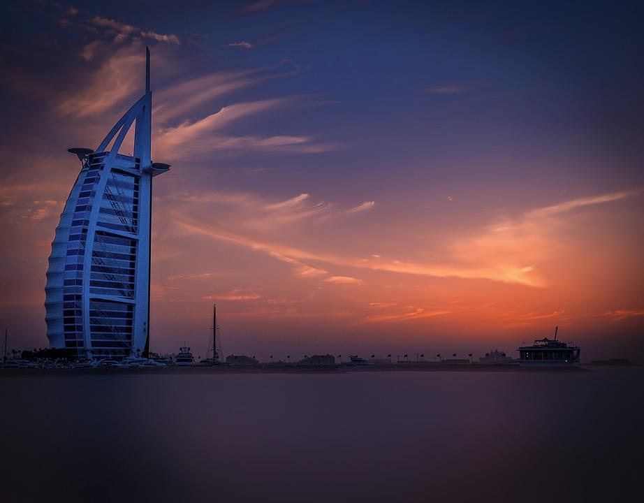Založení společnosti v Dubaji