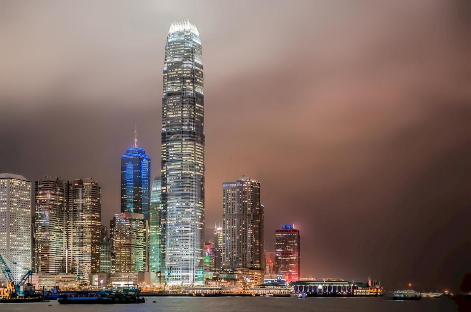 Založení firmy v Hongkongu