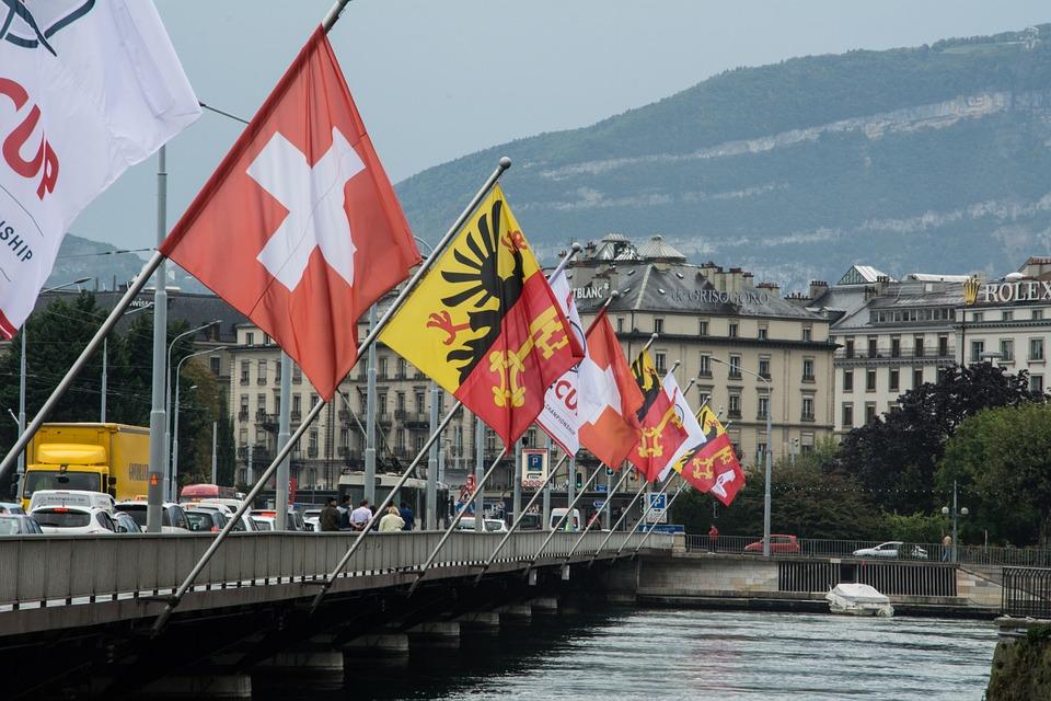 Založení společnosti ve Švýcarsku