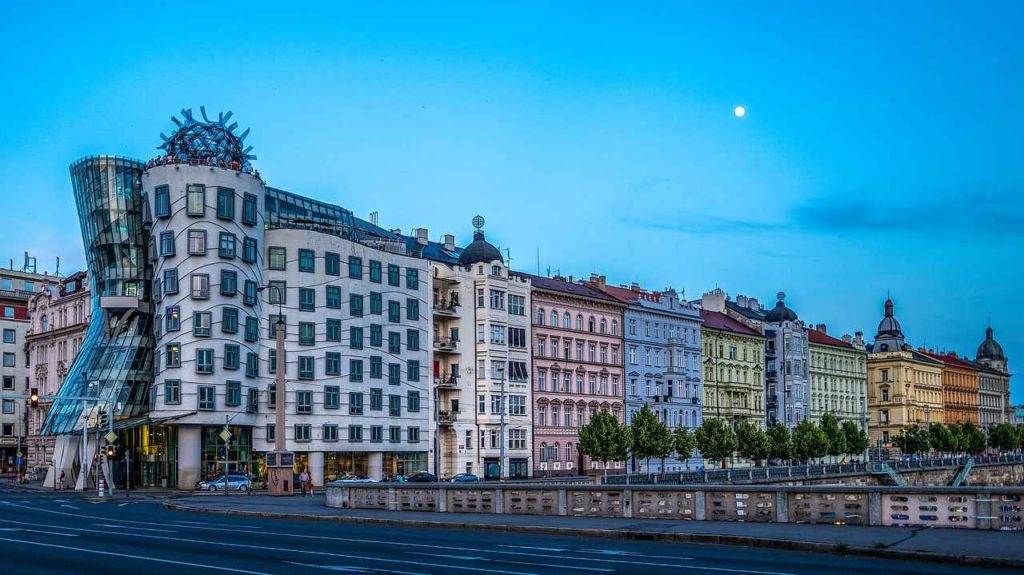 virtuální sídlo Praha