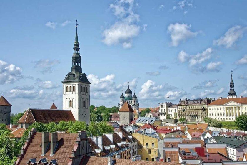 Založení společnosti v Estonsku