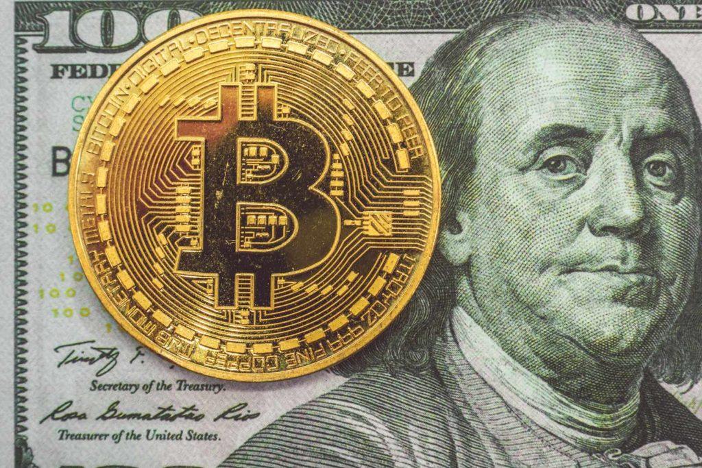 bitcoin kryptoměna investice